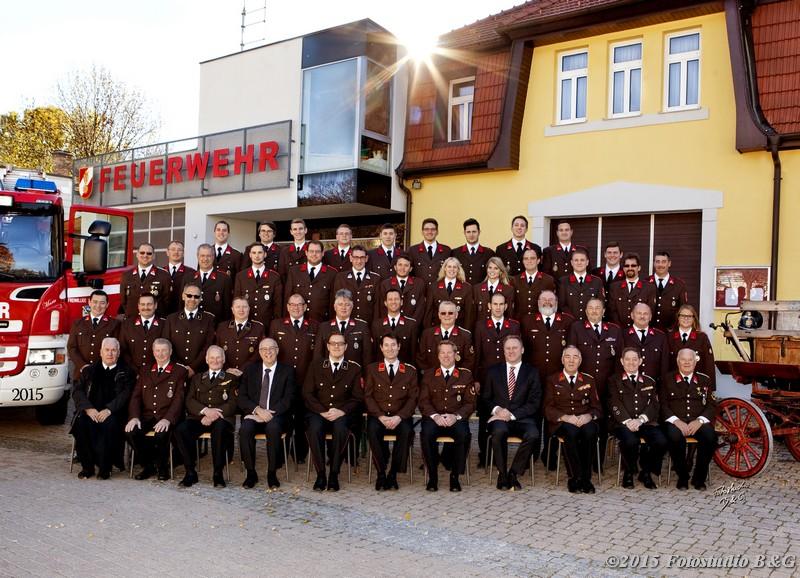 Mitgliederversammlung der FF Gainfarn