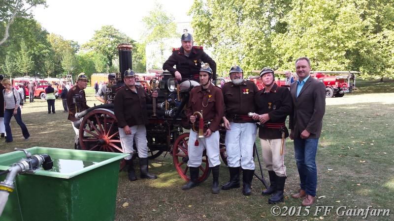 150 Jahre FF Bad Vöslau / FF Baden