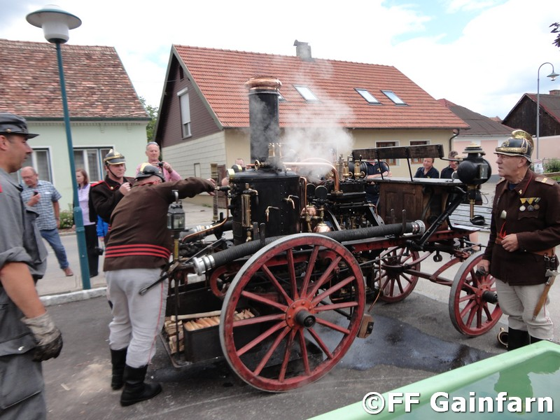120 Jahre FF Ternitz-Rohrbach