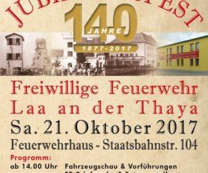 140 Jahre FF Laa an der Thaya