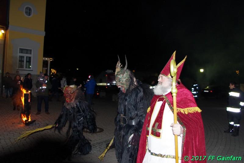 Der Nikolaus kommt!