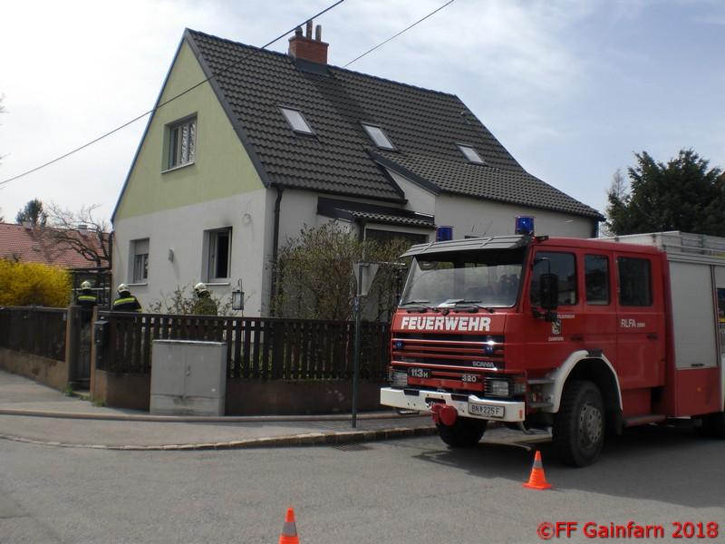Brandeinsatz: Küchenbrand