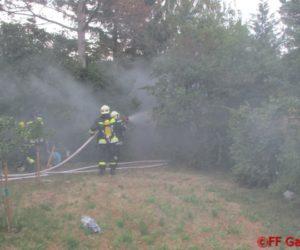 Brandeinsatz: Kleinbrand