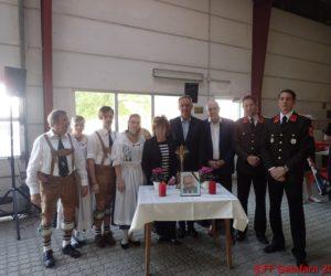 Gedenkandacht für Helmut Bencze in der Lindenberghalle
