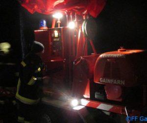 Technischer Einsatz: Notstromversorgung