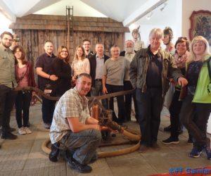 Besuch des Erlauftaler Feuerwehrmuseums