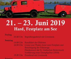 Oldtimertreffen in Hard am Bodensee