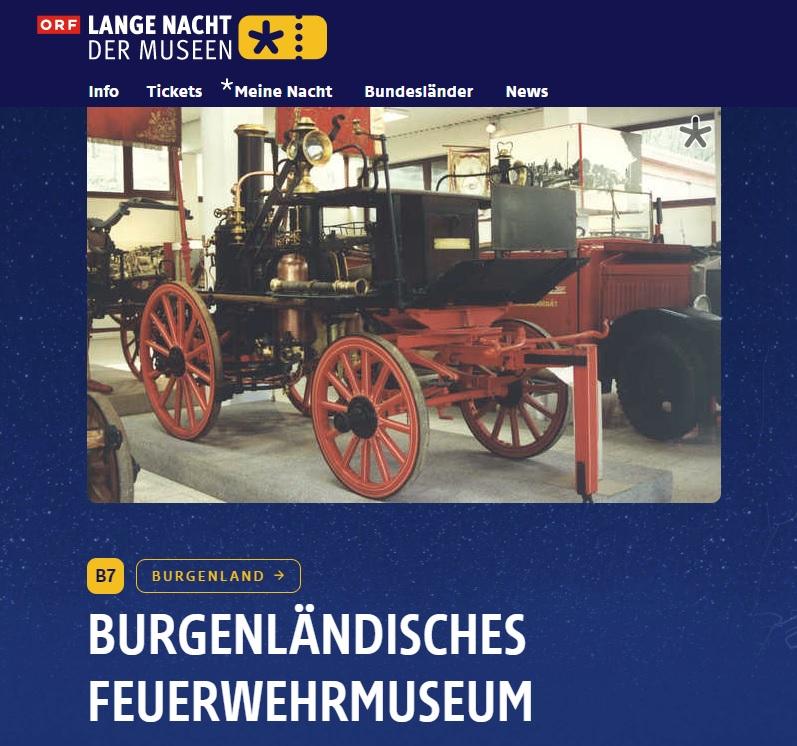 """Kathi bei der """"Langen Nacht der Museen"""""""