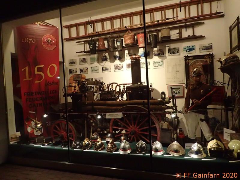 Wechselnde Ausstellungen zum 150-Jahr-Jubiläum